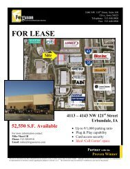 4143 NW 121st Street - Ferguson Commercial Real Estate Services