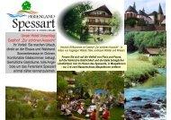 """Unser Hotel-Vorschlag: Gasthof """"Zur schönen Aussicht³ - Ferienland ..."""