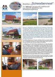 """Ferienhaus """"Schwalbennest"""" - Ferienvermietung-online.de"""