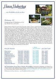 Wohnung - H2 - Ferienvermietung-online.de