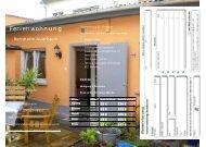 Hausprospekt - Ferienwohnung Bensheim Bergstrasse