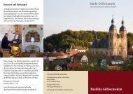 Download Infobroschüre - Ferienzentrum Gößweinstein