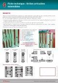 Grilles articulées extensibles - Fermeco - Page 2