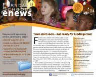 October 12, 2012 - Ferndale Public Schools