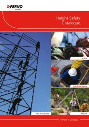 Height Safety Catalogue - Ferno