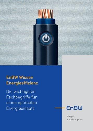 EnBW Wissen Energieeffizienz Die wichtigsten ... - Fernwärme-info