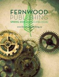 Download Spring 2013 Catalogue - Fernwood Publishing
