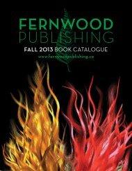 Download Fall 2013 Catalogue - Fernwood Publishing