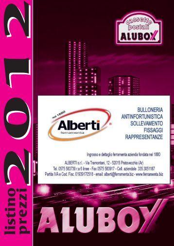 listino prezzi 2012 - Ferramenta.Biz