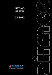 2012_SPERONI_LISTINO ENGINE 2012.pdf - Ferramenta.Biz