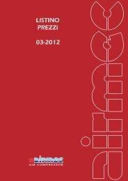 LISTINO AIRMEC 2012 - Ferramenta.Biz