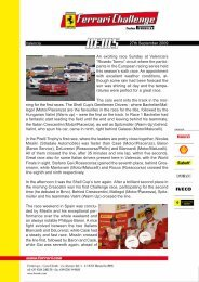 "An exciting race Sunday at Valencia's ""Ricardo Tormo"" circuit where ..."