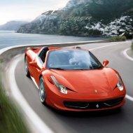 458 Spider - Ferrari