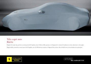 Telo copri auto B?che - Ferrari