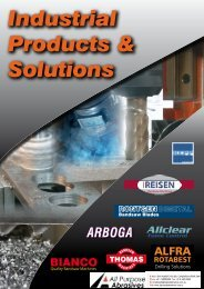Industrial Products & Solutions by EXCISION - Ferret