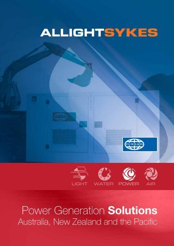 Power Generation Solutions - Ferret