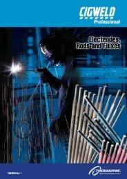 Cobalarc Hardfacing Electrodes - Ferret
