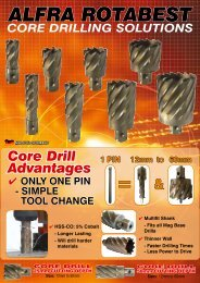 Core Drilling SolutionS ALFRA RotAbest - Ferret