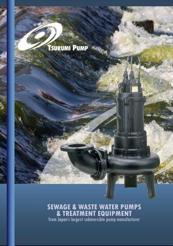 sewage & waste water pumps & treatment equipment - Ferret