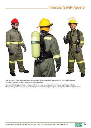 Industrial Safety Apparel - Ferret