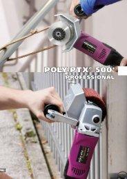 POLY-PTX® 500+ - Ferret
