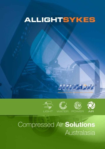 Compressed Air Solutions Australasia - Ferret