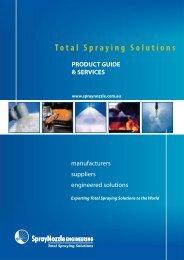 Total Spraying Solutions - Ferret