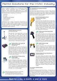 Heating Ventilation Air Conditioning TR0526.indd - Ferret