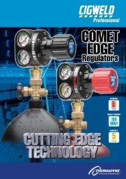 COMET EDGE Series Regulators - Ferret