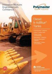 Diesel & AdBlue® Tanks - Ferret