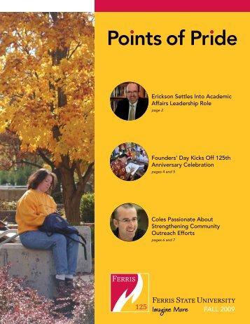 Fall 2009 - Ferris State University