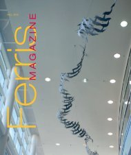 Fall 2010 PDF version - Ferris State University