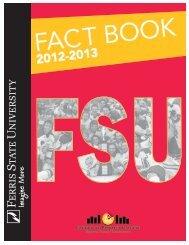 2012-2013 Fact Book - Ferris State University