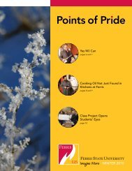 Points of Pride - Ferris State University