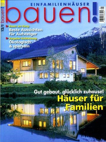 weiss fertighaus bauen 12 01 2009 bv fasi gmbh erfahrungsberichte