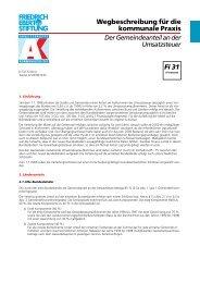 FES AK Fi 31 neu - KommunalAkademie der Friedrich-Ebert-Stiftung