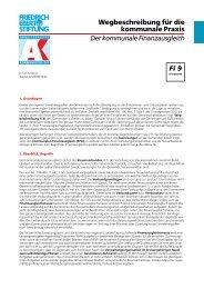 FES AK Fi 09 neu - KommunalAkademie der Friedrich-Ebert-Stiftung