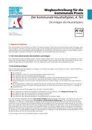 FES AK Fi 13 neu - KommunalAkademie der Friedrich-Ebert-Stiftung
