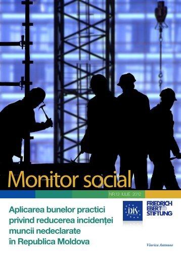 Aplicarea bunelor practici privind reducerea incidenţei muncii ...