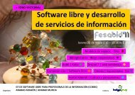 Descargar programa en PDF - Fesabid