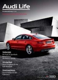 Audi Life - Feser-Graf-Gruppe