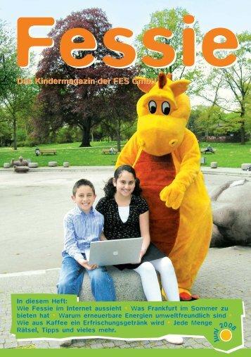 Das Kindermagazin der FES GmbH Das Kindermagazin der ... - Fessie