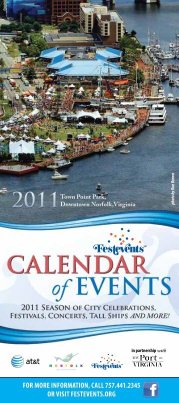 Download Calendar of Events - Festevents