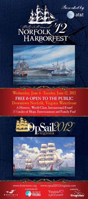 Wednesday, June 6 -Tuesday, June 12, 2012 FrEE ... - Festevents
