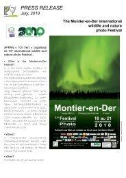 Communiqué de presse juillet 2010 GB.indd - festival de montier en ...