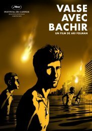 French press kit Waltz with Bashir - Cannes International Film Festival