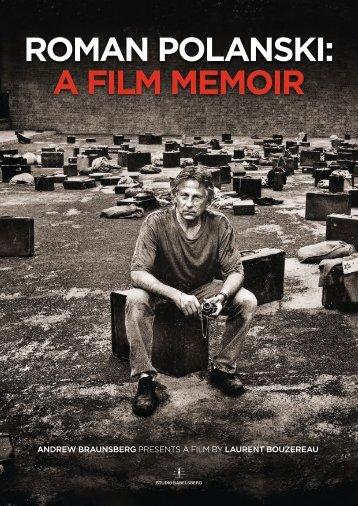 roman polanski: a film memoir - Cannes International Film Festival