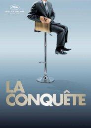 La Conquête - Cannes International Film Festival