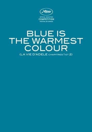 blue is the warmest colour - Cannes International Film Festival
