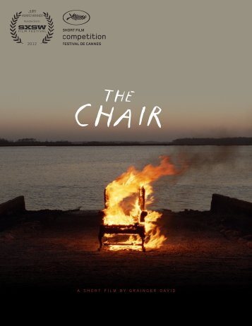 a short film by grainger david - Cannes International Film Festival
